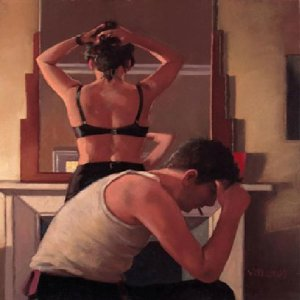 A Very Married Woman by Jack Vettriano