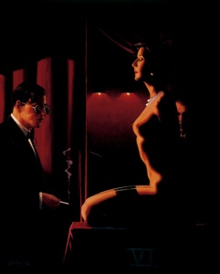 The Assessors by Jack Vettriano