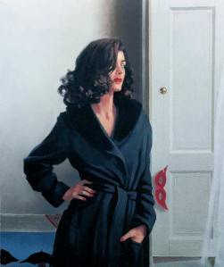 Dressed to Kill by Jack Vettriano