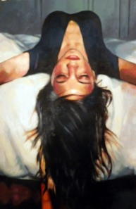 Painting by Thomas Saliot