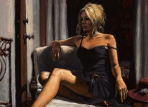 red-hat by Fabian Perez