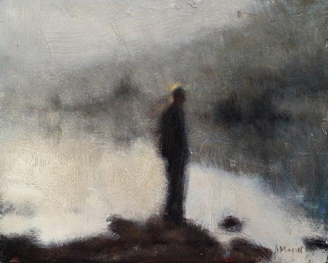 Anne Magill 1962 - British painter - Never Let Me Go - Tutt'Art@ (33)