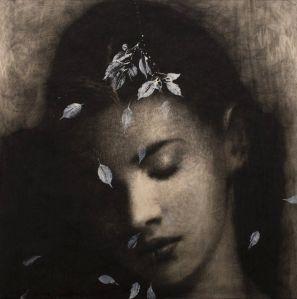 Art by Omar Galliani