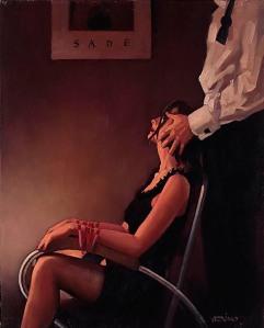 Surrender II by Vettriano