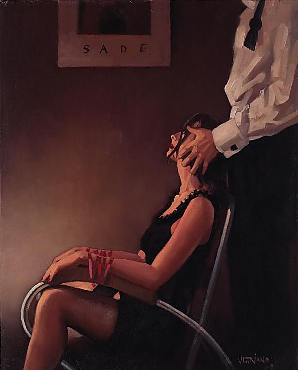 Surrender II by Vettriano