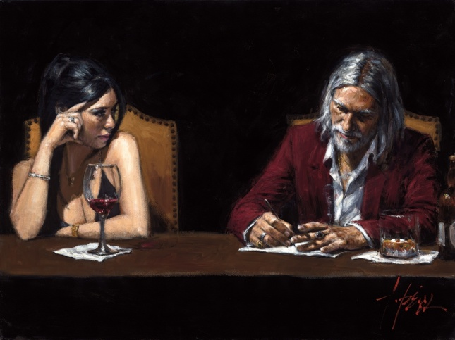 Art by Fabian Perez
