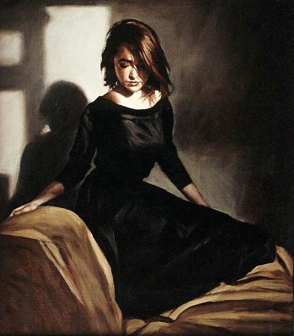 Paul Boswijk 1959 - Hollandaise Figurative painter - Tutt'Art@ (4)
