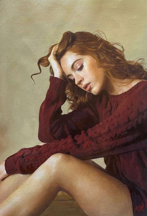 Art by William Oxer
